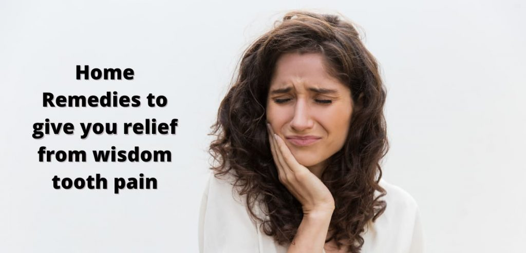 Wisdom tooth pain post image
